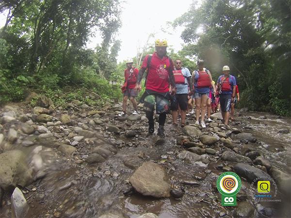 Canyoning-aventura